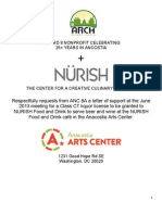 Nurish Food and Drink Proposal for Anc8a PDF