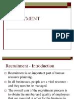 Recruitment & Selection Final 1