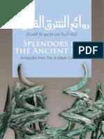 Splendour Exhibition Brochure