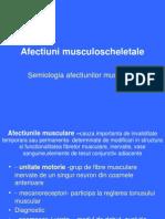 Afectiuni Musculare- Semne Si Simptome.curs 1