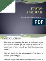 Startup Live Israel