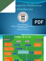 Drogas Antitusigenas, Mucoliticas, Epxectorantes Santiago Martinez 7 B