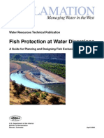 02. Fish Protection at Water Diversions