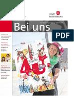 Stadt Regensburg - Bei uns, Ausgabe 2013 / 3