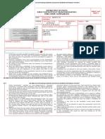 India Post __ Admit Card