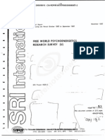 1993 SRI Overview of Free World PSI Research