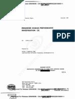 Ed May SRI 1986 - Enhanced Human Performance Evaluation