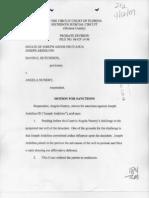 Ardolino - 212 - Motion for Sanctions