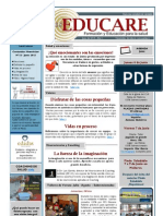 Newsletter Educare nº 12 Junio