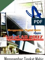 Mengambar Tingkat Mahir Dengan AutoCad 2007