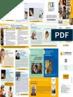 Programación del Aula Cultura Murcia en junio de 2013. Obra Social. Caja Mediterráneo
