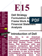 79494197 Financial Statement Analysis and Strategic Analysis of Dell 121223094730 Phpapp02