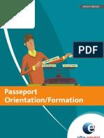 Passeport Orientation Formation