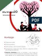 Noviazgo y proceso de enamoramiento