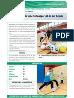 Dfb Two Schnupper AG in Der Schule