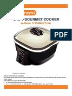 Delimano 8 in 1 Gourmet Cooker