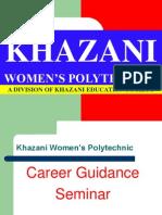 Career & Personality Development Presentation