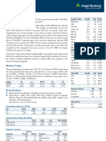 Market Outlook, 31-05-2013