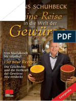 Alfons-Schuhbeck Reise Auszug