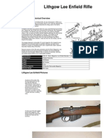 Lithgow Lee Enfield Rifle