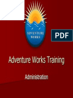 AW Administrative Training
