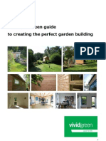 Guide to creating the perfect garden building