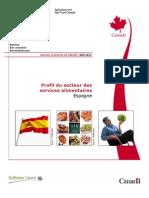 Spain Foodservice Fr