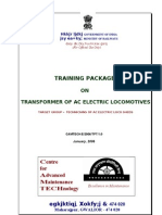 ELectric Loco Transformer