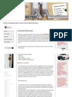 Vingcard 2100 lock Installation manual