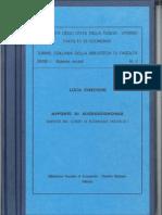 Appunti di Microeconomia