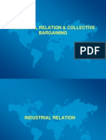 Industrial Relations and Collecive Bargaining Hrm