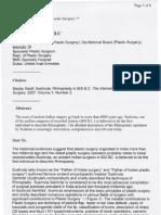 Dr Saraf Paper Sushruta Rhinoplasty
