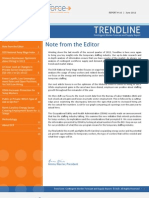 DCR Trendline June 2013 – Contingent Worker Forecast and Supply Report