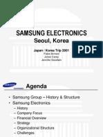 Samsung Electronics - Master