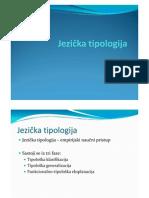 UOL2_Jezicka_tipologija