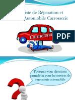 Spécialiste de Carrossier Automobile