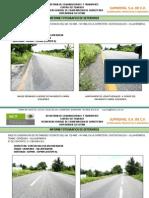 Seguimiento Fotográfico de daños en Carretera Villahermosa-Coatzacoalcos