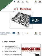 Curs 6 - Marketing