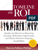 Excerpt From Bottomline on ROI