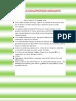 Como Crear Documentos Mediante Plantillas