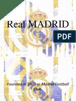 Real Madrid Presentation [Autosaved]