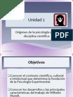 Unidad 2_Origenes de La Psicologia_JCG