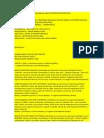 Jurisprudencia Sobre USURPACION AGRAVADA