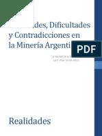 Analisis de La Mineria