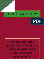 La Generacion Y