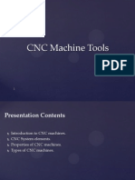 CNC Machine Tools W1