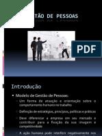 Modelos de Gestão de Pessoas