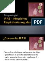 IRAS – Infecciones Respiratorias Agudas