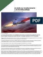 2013_05_04 Prueba Avion Hypersonico