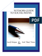 Social Media for Authors